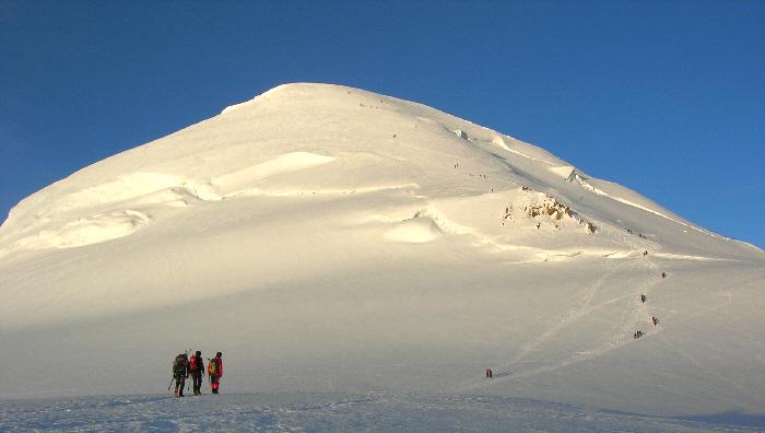 Mont Blanc (4807 m)