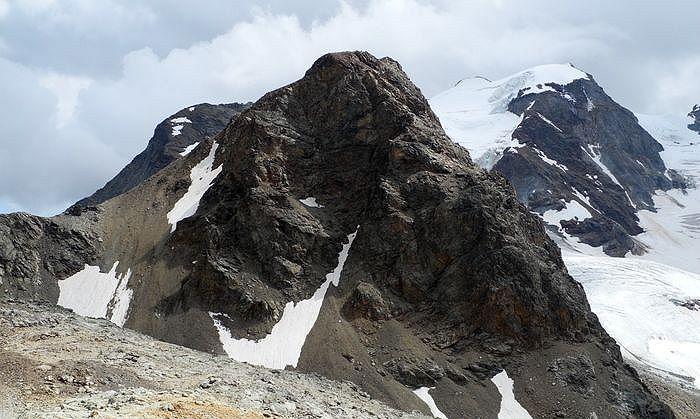 Klettersteig Piz Trovat : Piz trovat klettersteig