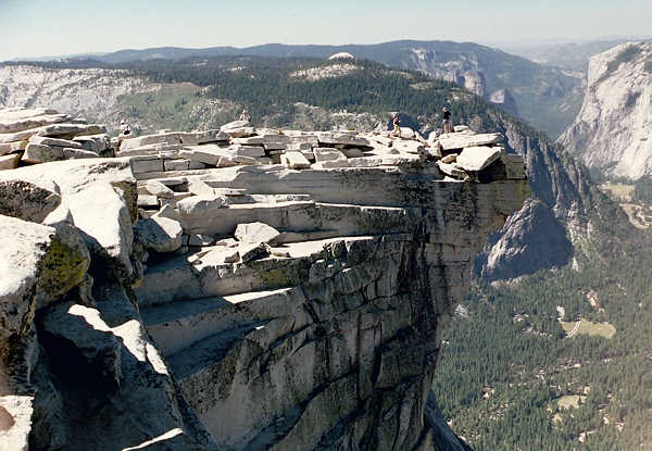 Klettersteig Yosemite : Mount whitney 4418 m